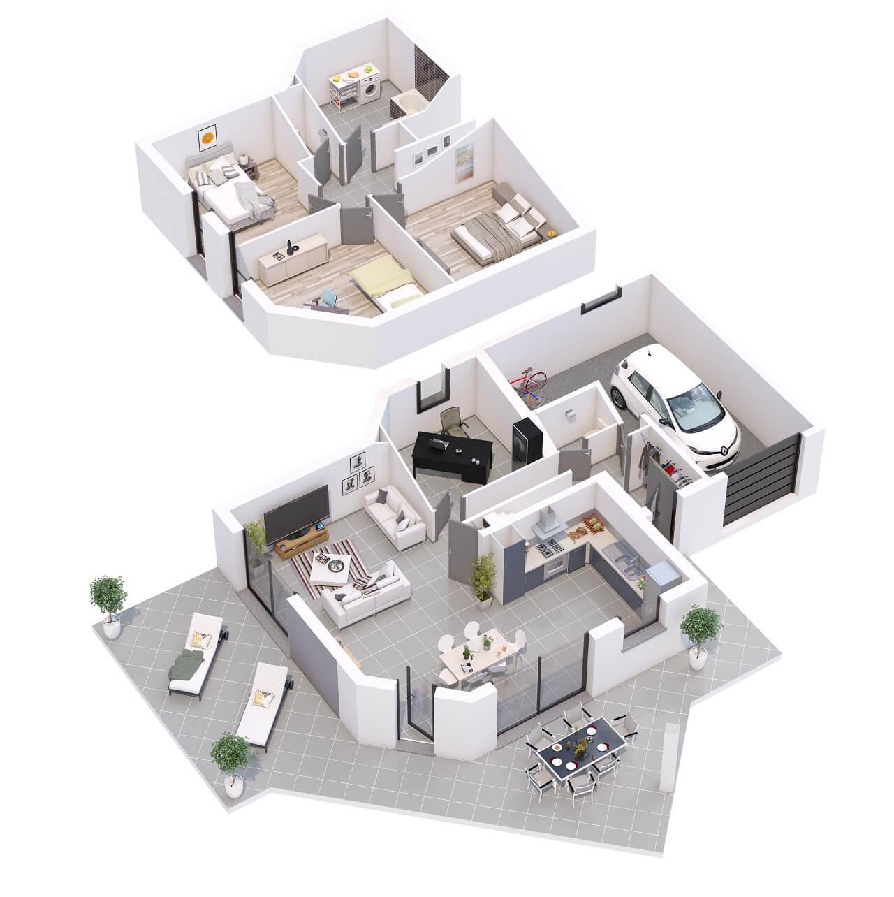 plan-maison-neuve-agena