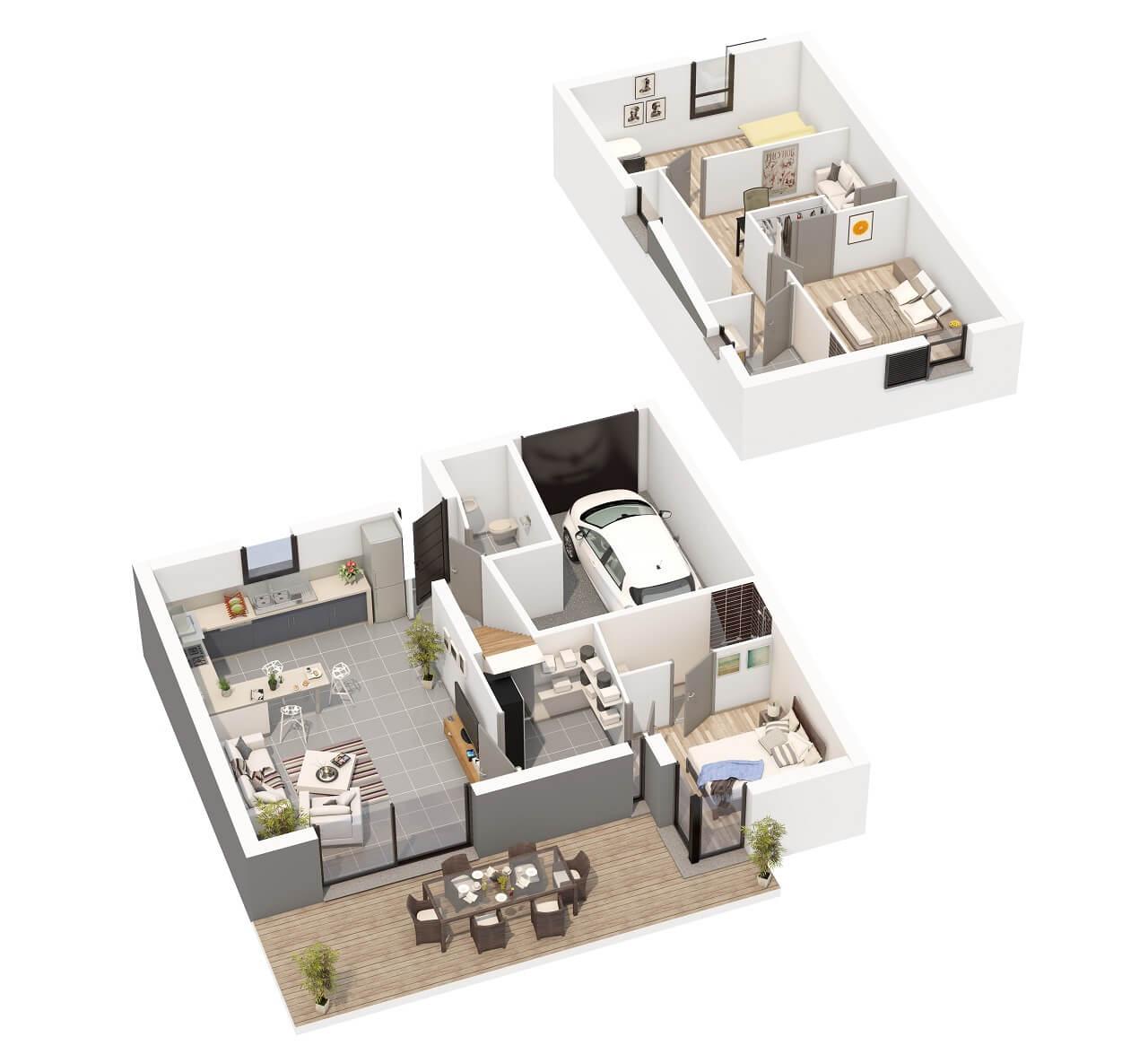 plan-maison-neuve-lounge
