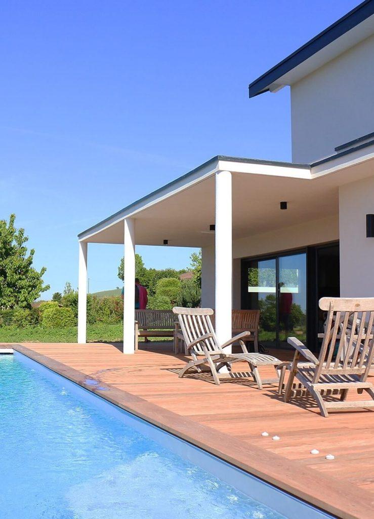 maison neuve avec terrasse-maisons liberté
